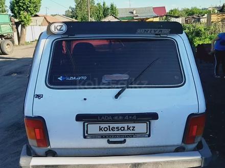 ВАЗ (Lada) 2121 Нива 2012 года за 1 800 000 тг. в Семей – фото 3