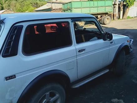 ВАЗ (Lada) 2121 Нива 2012 года за 1 800 000 тг. в Семей – фото 4