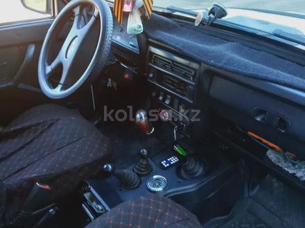 ВАЗ (Lada) 2121 Нива 2012 года за 1 800 000 тг. в Семей – фото 5
