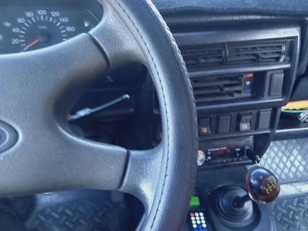 ВАЗ (Lada) 2121 Нива 2012 года за 1 800 000 тг. в Семей – фото 7