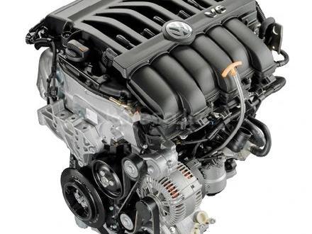 Двигатель Туарег 3.6 fsi BHK мотор двс за 325 000 тг. в Алматы