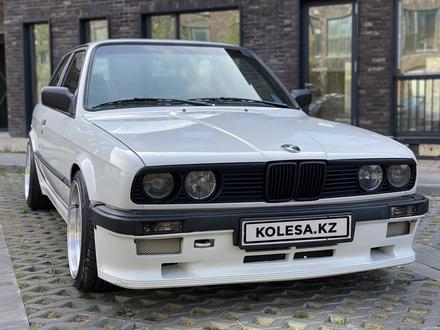 BMW 318 1986 года за 2 900 000 тг. в Алматы – фото 3