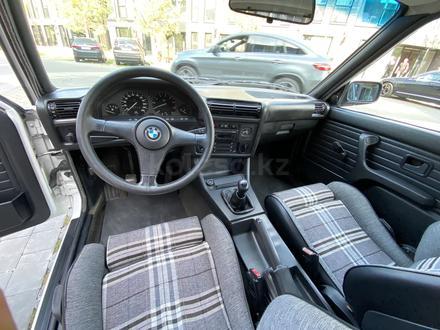 BMW 318 1986 года за 2 900 000 тг. в Алматы – фото 5