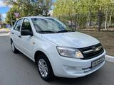 ВАЗ (Lada) Granta 2190 (седан) 2014 года за 2 950 000 тг. в Костанай – фото 3