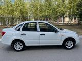 ВАЗ (Lada) Granta 2190 (седан) 2014 года за 2 950 000 тг. в Костанай – фото 4