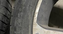 Диски с шинами от бмв х5 за 500 000 тг. в Нур-Султан (Астана) – фото 4
