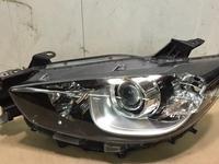 Фара левая ксенон адаптив идеал Mazda CX 5 сх5 за 138 750 тг. в Алматы