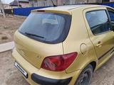 Peugeot 307 2005 года за 1 300 000 тг. в Атырау – фото 5