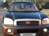 Hyundai Santa Fe 2004 года за 3 000 000 тг. в Нур-Султан (Астана) – фото 2