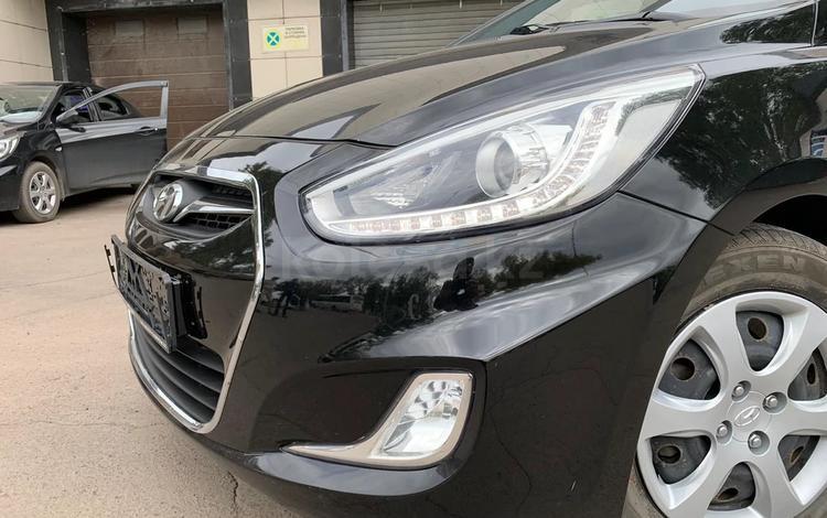 Hyundai Accent 2014 года за 4 600 000 тг. в Нур-Султан (Астана)