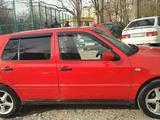 Volkswagen Golf 1996 года за 1 850 000 тг. в Шымкент
