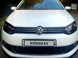 Volkswagen Polo 2014 года за 3 700 000 тг. в Алматы – фото 3