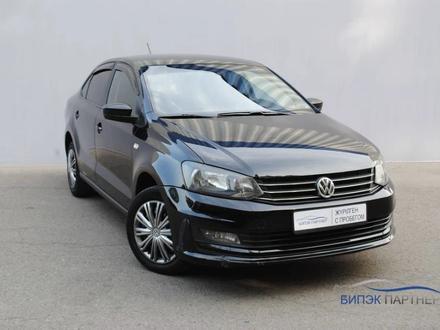 Volkswagen Polo 2015 года за 3 900 000 тг. в Алматы