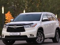 Toyota Highlander 2014 года за 19 100 000 тг. в Алматы