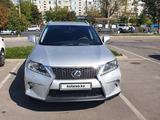 Lexus RX 350 2012 года за 11 500 000 тг. в Алматы – фото 2