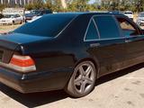 Mercedes-Benz S 500 1995 года за 2 900 000 тг. в Петропавловск – фото 3