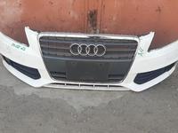 Бампер передний на Audi A4 B8, из Японии за 80 000 тг. в Алматы