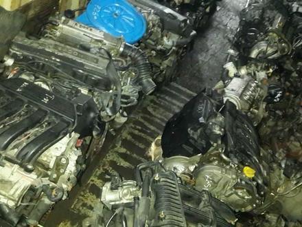 Ларгус Логан к4м двигатель привозной контрактный с гарантией за 292 000 тг. в Петропавловск