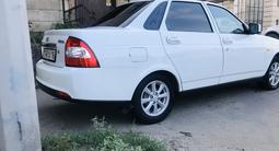 ВАЗ (Lada) 2170 (седан) 2014 года за 2 000 000 тг. в Семей – фото 3