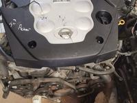 Двигатель на инфити Fx35 за 450 000 тг. в Алматы