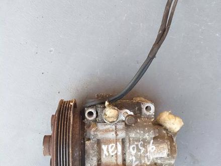 Компрессор кондиционера мазда кседос 6 за 444 тг. в Костанай – фото 2