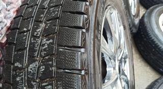 Резина Dunlop 215/65/16 Nissan за 90 000 тг. в Алматы