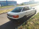Audi 80 1987 года за 600 000 тг. в Усть-Каменогорск – фото 5