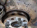 Диски тормозные передние на Ауди а6 ц5 Audi a6 c5… за 15 000 тг. в Алматы