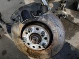 Диски тормозные передние на Ауди а6 ц5 Audi a6 c5… за 15 000 тг. в Алматы – фото 2