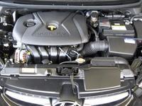 Двигатель Hyundai Elantra 1, 8 л, NU 2010-2015 за 370 000 тг. в Алматы