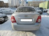 Chevrolet Aveo 2014 года за 2 169 000 тг. в Нур-Султан (Астана) – фото 4
