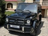Mercedes-Benz G 63 AMG 2015 года за 43 000 000 тг. в Алматы