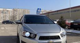 Chevrolet Aveo 2014 года за 3 500 000 тг. в Алматы