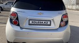 Chevrolet Aveo 2014 года за 3 500 000 тг. в Алматы – фото 4