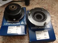Опоры передних амортизаторов Lemforder на BMW 520 E 34 за 6 000 тг. в Алматы