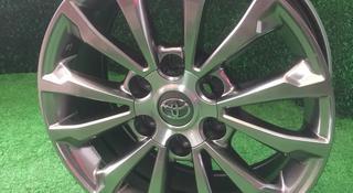 Новые диски R17 Toyota Prado за 135 000 тг. в Алматы