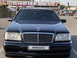 Mercedes-Benz S 600 1998 года за 3 800 000 тг. в Алматы – фото 3