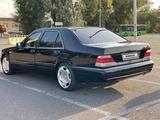 Mercedes-Benz S 600 1998 года за 3 800 000 тг. в Алматы – фото 5