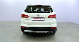 Hyundai Santa Fe 2013 года за 9 700 000 тг. в Караганда – фото 4