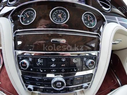 Bentley Mulsanne 2011 года за 81 000 000 тг. в Алматы – фото 11