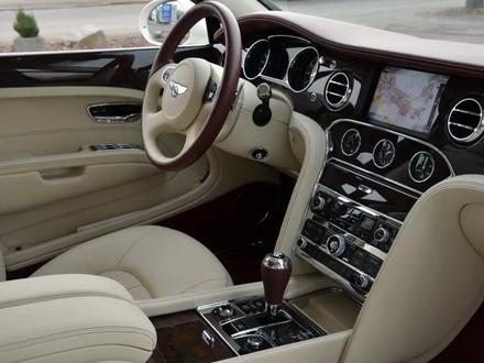 Bentley Mulsanne 2011 года за 81 000 000 тг. в Алматы – фото 8