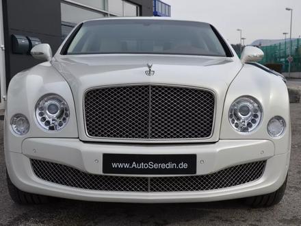 Bentley Mulsanne 2011 года за 81 000 000 тг. в Алматы – фото 2