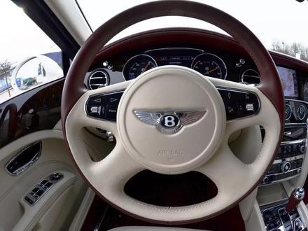 Bentley Mulsanne 2011 года за 81 000 000 тг. в Алматы – фото 9
