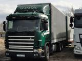 Scania  124 1997 года за 10 500 000 тг. в Петропавловск – фото 2