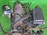 Двигатель HONDA LOGO GA5 D13B 1998 за 172 000 тг. в Костанай