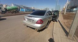 Mercedes-Benz E 320 2003 года за 3 300 000 тг. в Нур-Султан (Астана) – фото 3