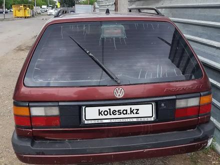 Volkswagen Passat 1991 года за 600 000 тг. в Нур-Султан (Астана) – фото 8