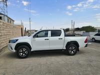 Toyota Hilux 2018 года за 15 500 000 тг. в Актау