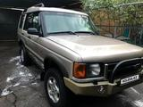 Land Rover Discovery 2003 года за 4 000 000 тг. в Алматы – фото 4
