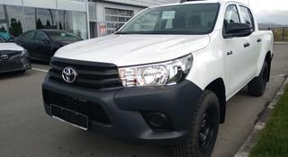 Toyota Hilux 2019 года за 15 093 000 тг. в Алматы